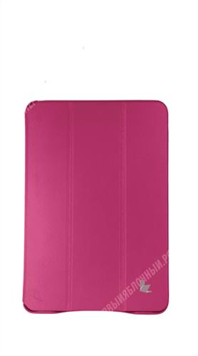 Чехол для iPad mini KOWEIDA розовый (jison case) [уц] - фото 11757