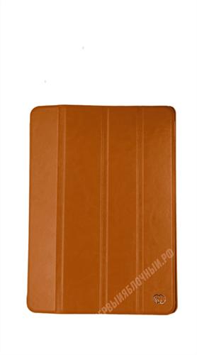 Чехол для iPad Air (1 поколения) KUCHI, оранжевый - фото 11775