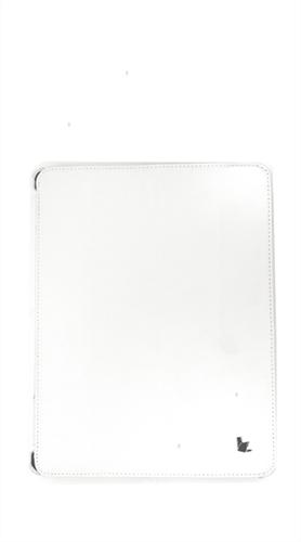 Чехол для iPad 2/3/4 под кожу, Jison Case, белый - фото 11865
