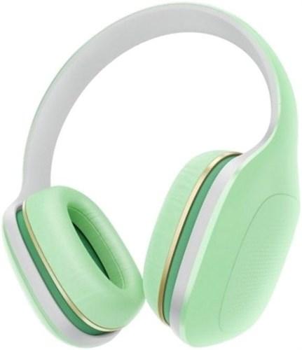 Наушники 3.5mm большие Xiaomi Mi Headphones Comfort ZBW4366TY, зеленые - фото 6334