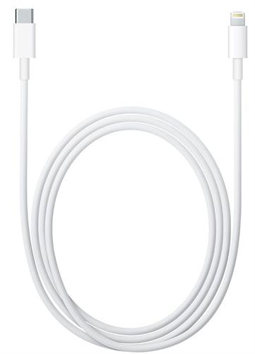 Кабель USB-C to Lightning (1m) MQGJ2ZM/A - фото 7205