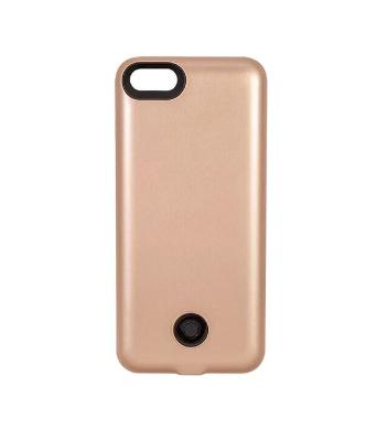 Чехол аккумулятор для iPhone 7/8 Plus 9000mAh 07p-01, золотистый - фото 7456