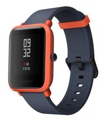Часы Xiaomi Huami Amazfit Bip Cinnabar RED [SKU:UYG4022RT] - фото 8204