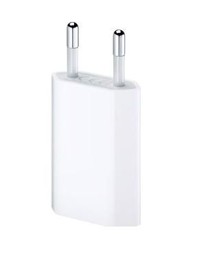 Сетевое зарядное устройство USB Power adapter 5W MD813ZM/A (ORIGINAL) - фото 9660