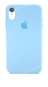 Чехол для iPhone Xr Silicone Case (blue), голубой (OR)