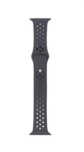 Ремешок для Watch 38/40mm, Nike, светлый серый/черный