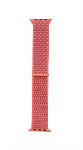 Ремешок для Watch 42/44mm, нейлоновый, красный