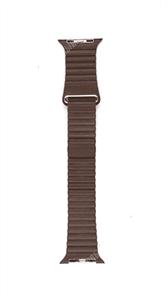 """Ремешок для Watch 42/44mm, """"кожаный"""", коричневый"""