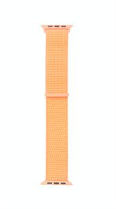 Ремешок для Watch 42/44mm, нейлоновый, оранжевый
