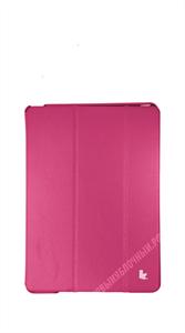 Чехол для iPad Air (1 поколения) под кожу Jison Case Premium, розовый