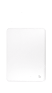 Чехол для iPad Air (1 поколения) под кожу Jison Case Premium, белый