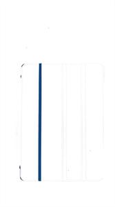 Чехол для iPad Air (1 поколения) под кожу BOROFONE GENERAL SERIES, белый