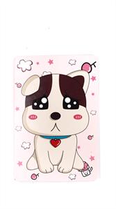 Чехол для iPad mini 1/2/3 силиконовый детский KAKUSIGA, грустный пес