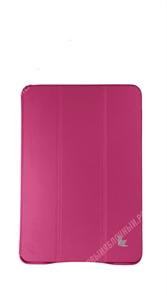 Чехол для iPad mini 1/2/3 под кожу Jison case, розовый