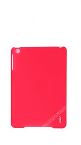 Чехол для iPad mini 1/2/3 пластиковый на заднюю часть Xinbo, розовый