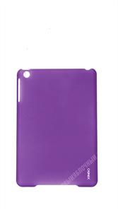 Чехол для iPad mini 1/2/3 пластиковый на заднюю часть Xinbo, фиолетовый