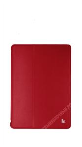 Чехол для iPad Air (1 поколения) под кожу Jison case econom, красный