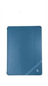 Чехол для iPad Air (1 поколения) под кожу Jison case econom, синий