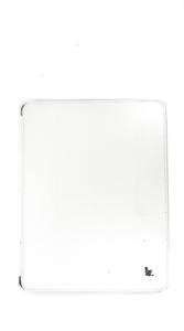 Чехол для iPad 2/3/4 под кожу, Jison Case, белый