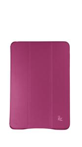 Чехол для iPad Air (1 поколения) под кожу Jison case econom, розовый