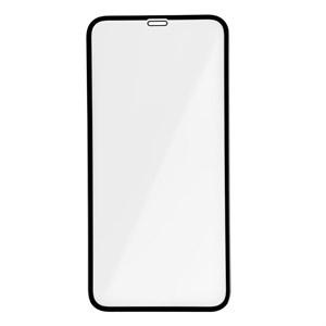 Защитное стекло для iPhone Xr, 3D техпак, черное