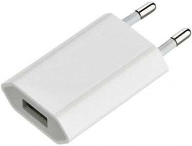 Сетевое зарядное устройство USB Power adapter 5W [MD813ZM/A] (оригинал без коробки)