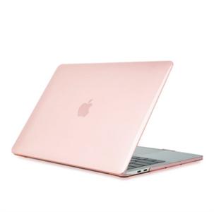 Чехол накладка для MacBook Pro 2019 15' HardShell, розовый