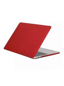 Чехол накладка для MacBook Pro 2019 13' NN, красный