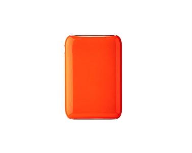 Внешний аккумулятор 10000mAh Rofi Powerbank mini Series, оранжевый