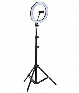 Кольцевая светодиодная лампа  43,5 см, со штативом (2м), +сумка