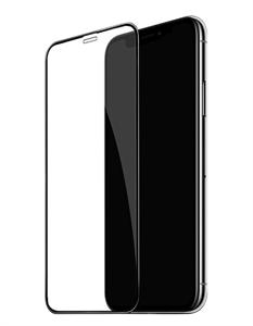 Защитное стекло для iPhone X/Xs 3D техпак, черное