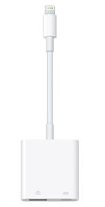 Переходник Lightning to USB 3 (MK0W2ZM/A)