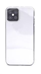 Чехол для iPhone 12/12 Pro, Borofone, силиконовый, прозрачный