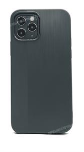 Чехол для iPhone 12/12 Pro, KeepHone, силиконовый, темно-зеленый