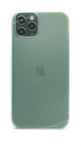 Чехол для iPhone 12/12 Pro, King, ультратонкий, салатовый