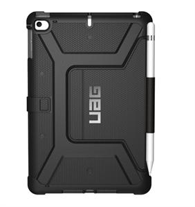 Чехол для iPad 10.2 2019-2020 UAG Metropolis 360, черный