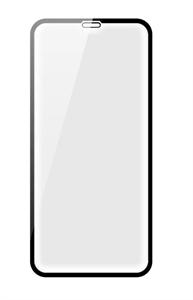 Защитное стекло для iPhone X/Xs, 3D эконом, черный