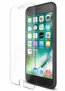 Защитное стекло для iPhone 7/8 Plus, 2D 0.3мм, техпак, прозрачное