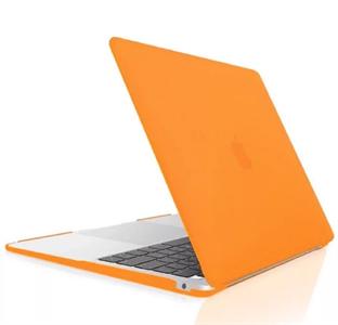 Чехол накладка для MacBook Air 2013 13' NN, оранжевый