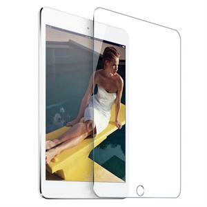 Стекло защитное для iPad Pro 12.9 (2015-2017 модель, с кнопкой) 2.5D Mocoll, полноразмерное (Golden Armor), прозрачное