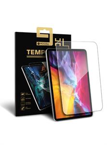 Стекло защитное для iPad Pro 12.9 (2018 модель) 2.5D Mocoll, полноразмерное (Golden Armor), прозрачное
