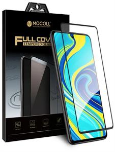 Защитное стекло для Xiaomi Redmi Note 8T 2.5D Mocoll (серия Storm), черный