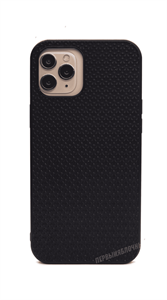 Чехол Kajsa для iPhone 12 Pro Max, силиконовый узор треугольники, че