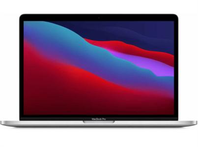 Ноутбук MacBook Pro 13 Silver (2020) (M1, 8 ГБ, 256 ГБ SSD, Touch Bar) MYDA2RU/A