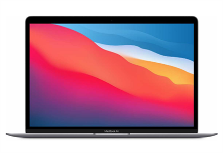 Ноутбук MacBook Air 13 Space Gray (2020) (M1, 8 ГБ, 512 ГБ SSD) MGN73RU/A