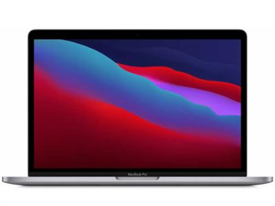 Ноутбук MacBook Pro 13 Space Gray (2020) (M1, 8 ГБ, 512 ГБ SSD, Touch Bar) MYD92RU/A