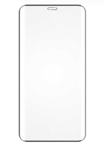 Защитное стекло King 3D для iPhone 12 Pro Max 6.7' техпак, черный
