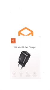 Сетевое зарядное устройство Mcdodo 20w, PD, Fast Charger CH8291, черный