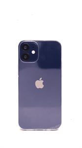 Чехол для iPhone 12/12 Pro Deppa силиконовый, прозрачный