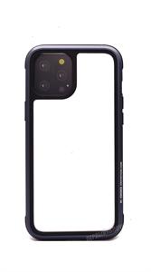 Чехол для iPhone 12/12 Pro K-DOO Ares противоударный, металический, синий